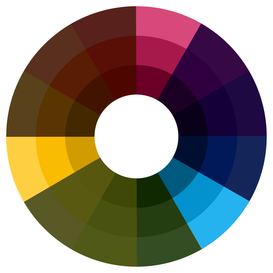 Color theory Wheel - triadic color scheme-01.png