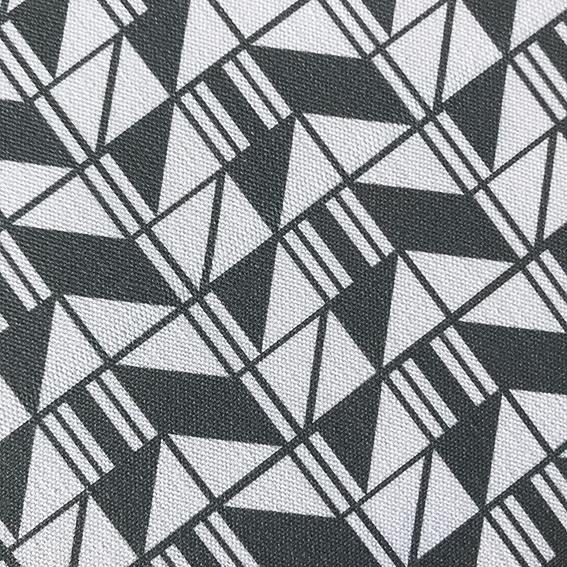 Block: Grey White