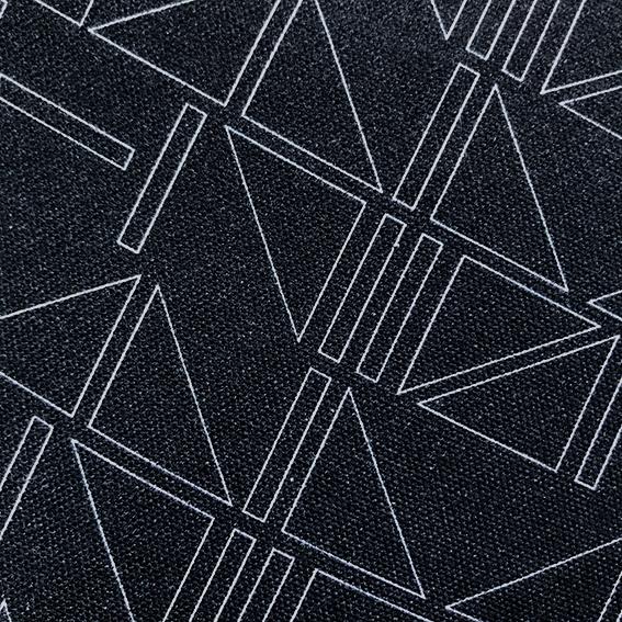 Outline: Black