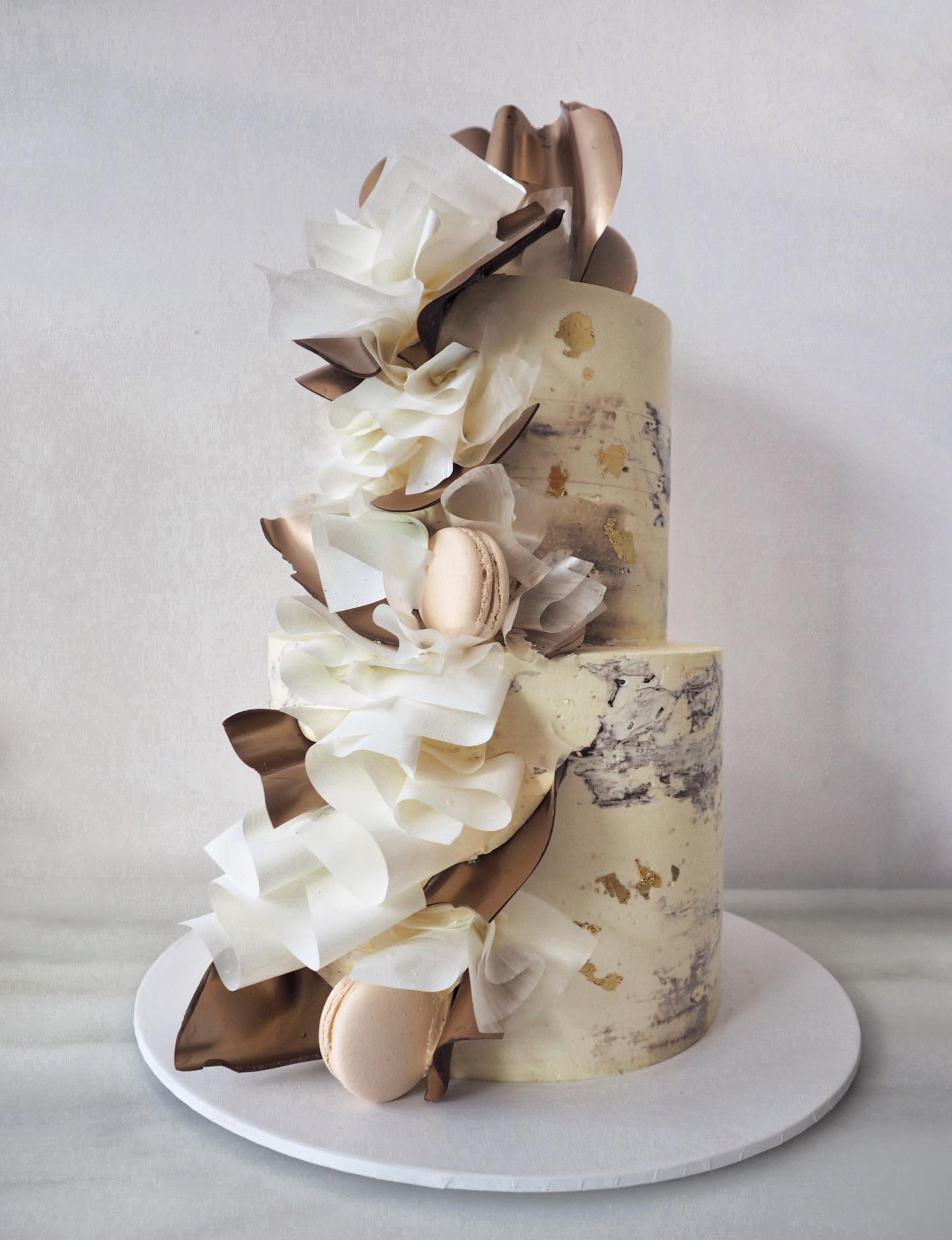 CUSTOM CELEBRATION CAKE -
