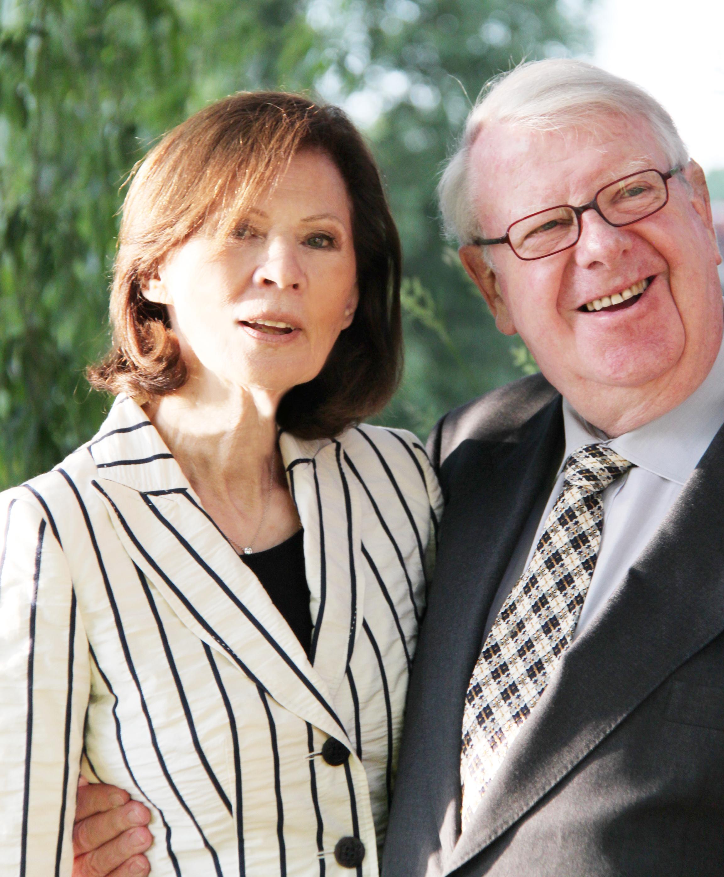 Inge und Rolf Galli.