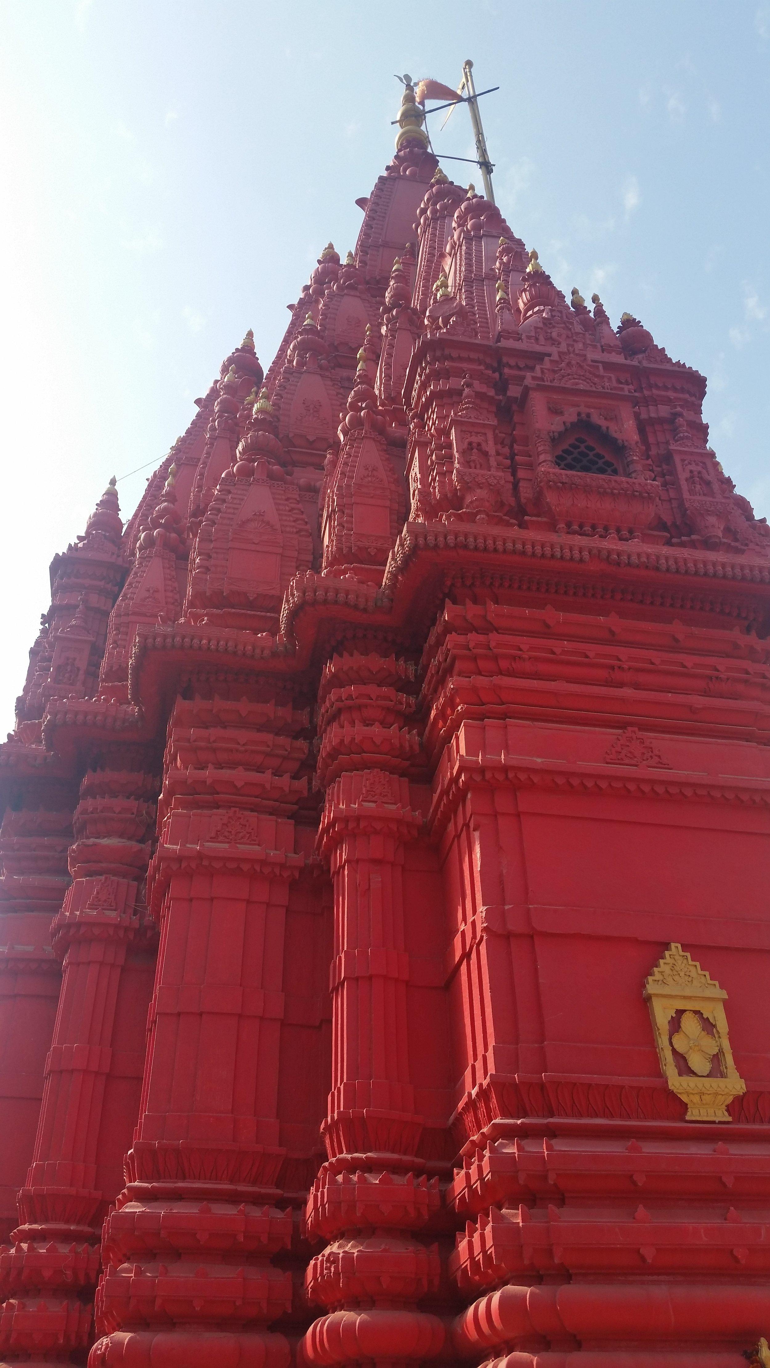 durga temple varanasi yoga retreat hamilton ontario.jpg