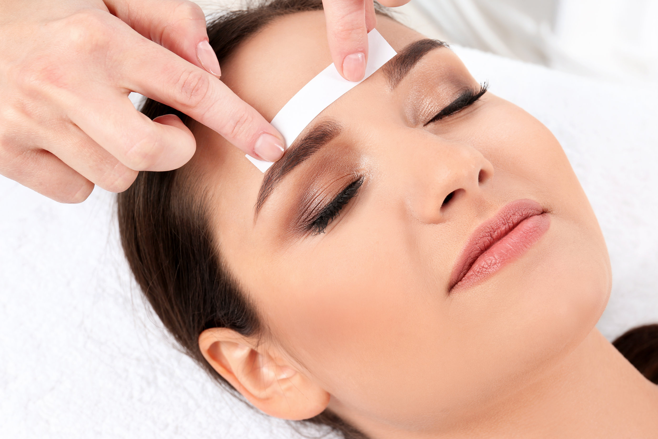 Brow Waxing and Shaping Services