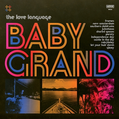 Baby Grand  (2018) Pre-Order  HERE   1. Frames 2. New Amsterdam 3. Southern Doldrums 4. Juiceboxx 5. Shared Spaces 6. Paraty 7. Independence Day 8. Castle in the Sky 9. Rain/Delay 10. Let Your Hair Down 11. Glassy