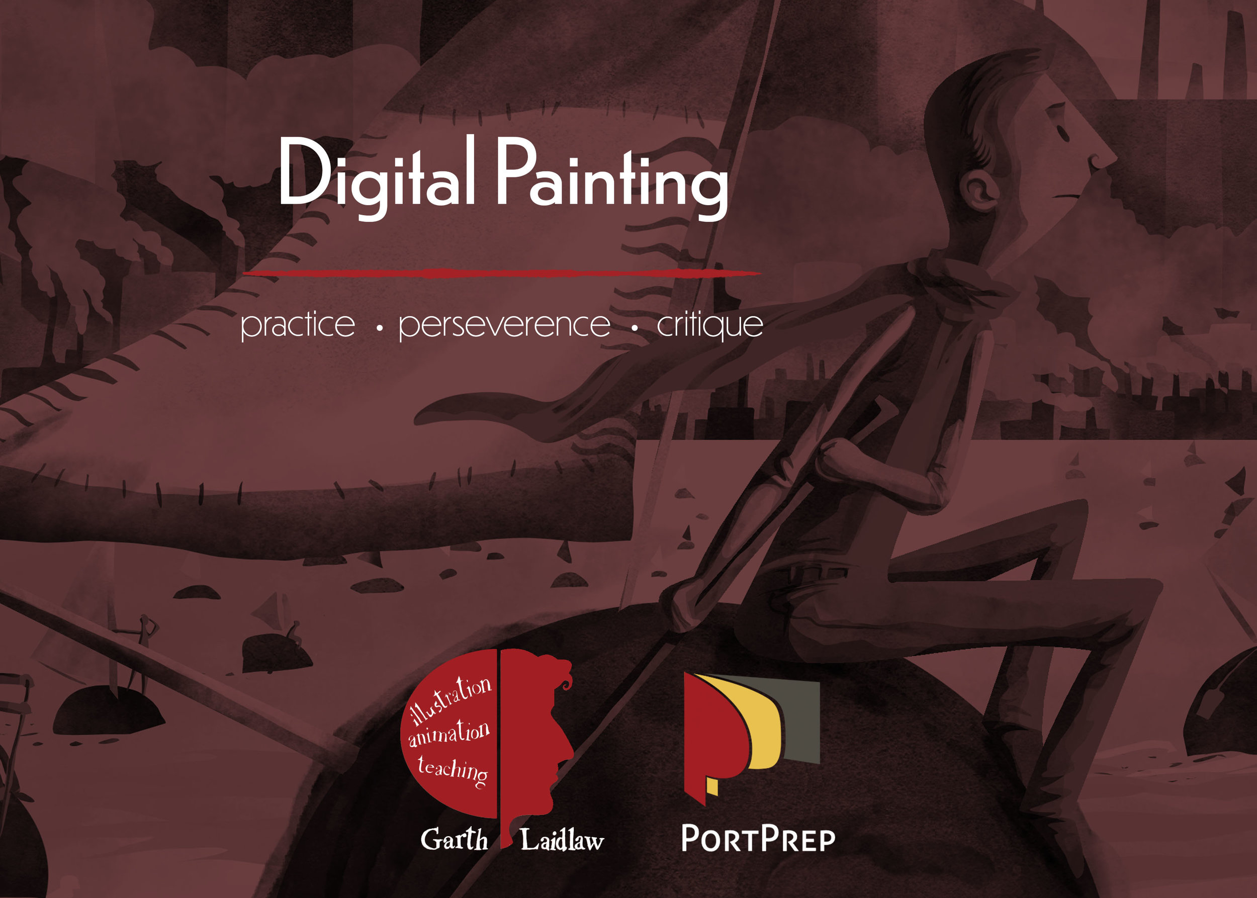 PortPrep 8-week Class Postcard-digital painting-front.jpg