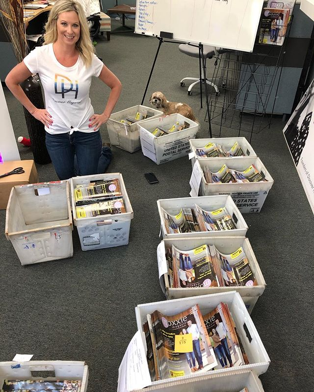 En route today! Be on the lookout for your April magazine now! 📬👀😃 • • • #wearehaywood #dailyhaywood #lifeinthesmokies #localsof828 #haywoodcounty #haynow #hayco #supportlocalbusiness #yourconnectiontoourarea #augmentedreality #engagedandenergized #828isgreat #themoreyouknow #discoverthis #discoverthat #discoverhaywood