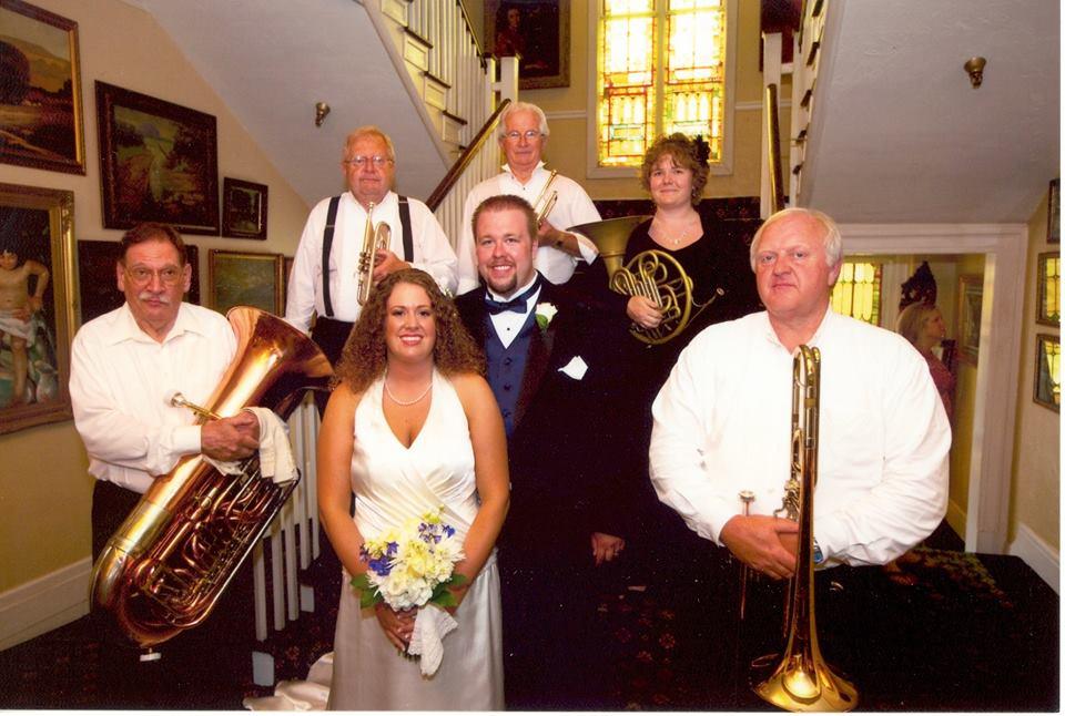 FOL Concert Series: Pyramid Brass