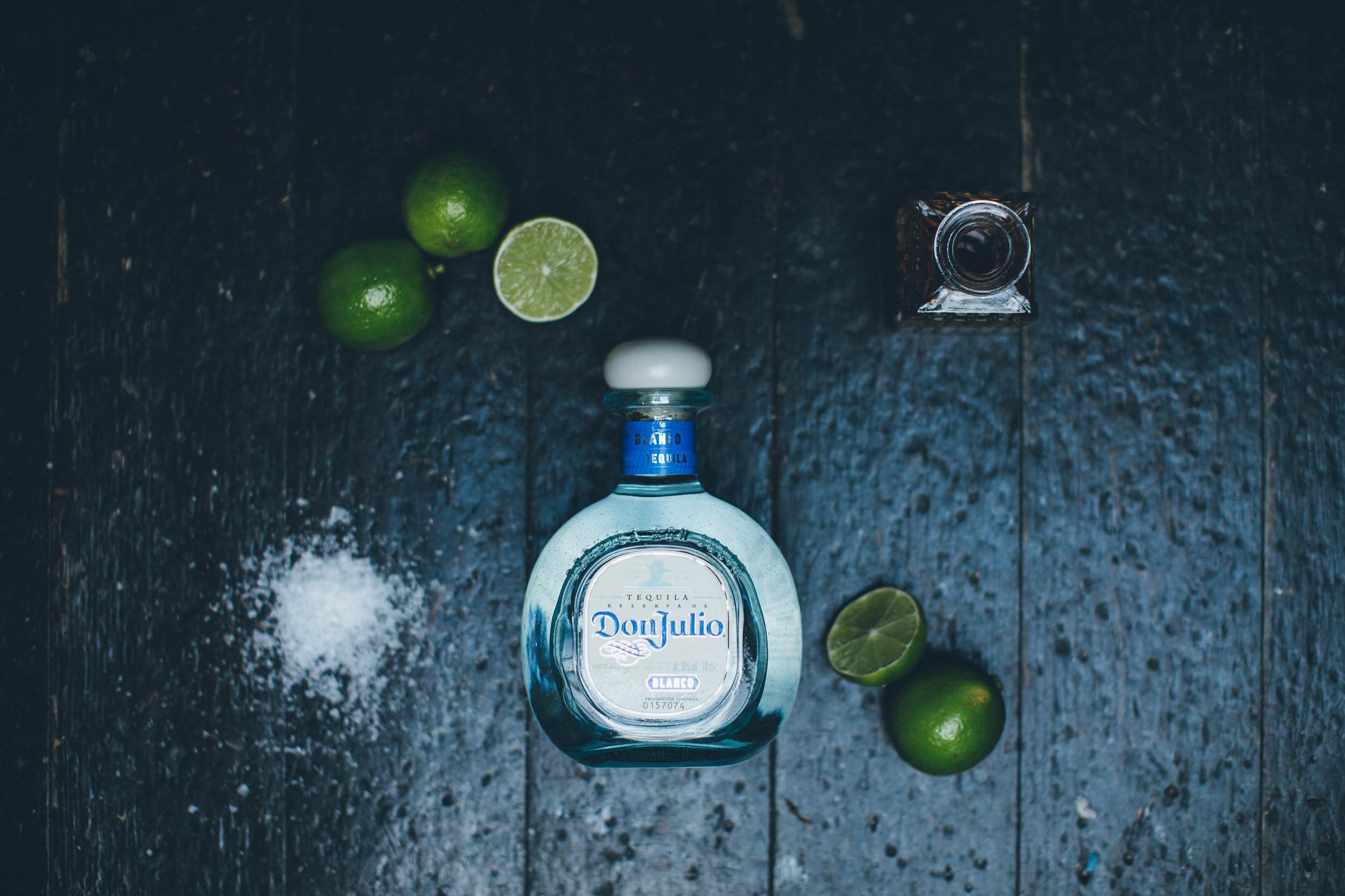 Instagram Content - Styled shoot for instagram campaign of drink tutorials