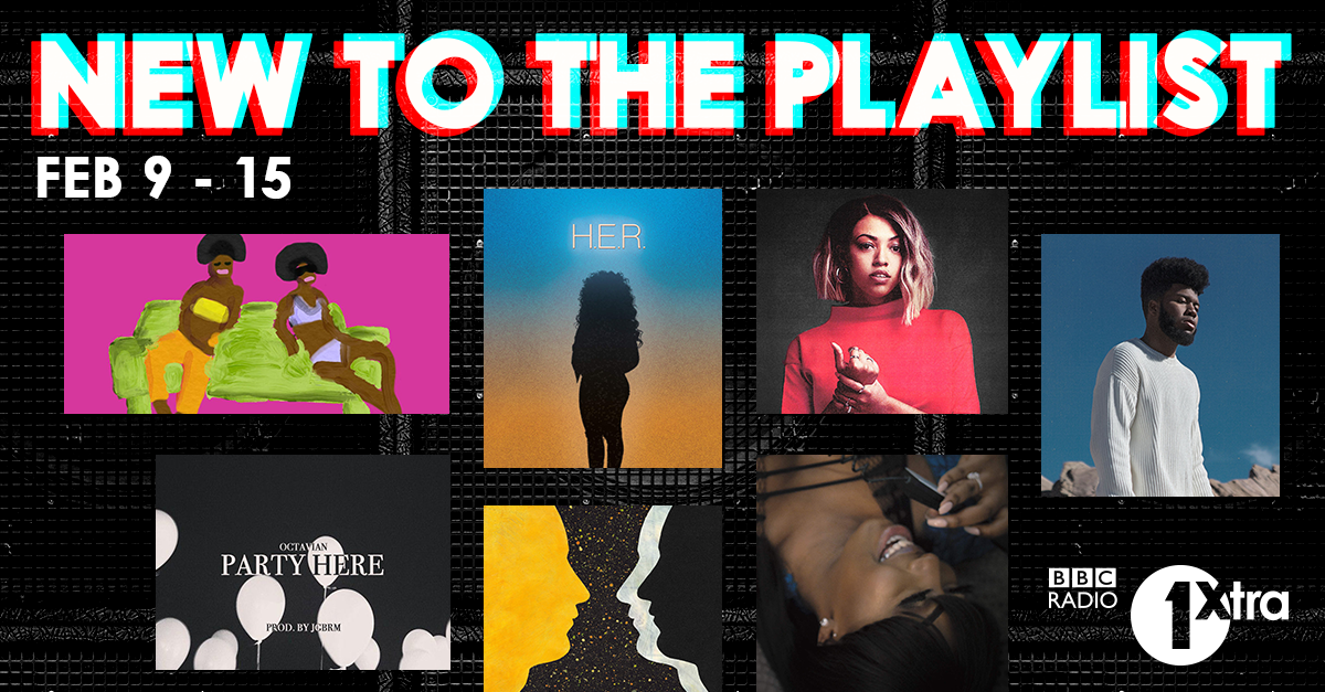 1Xtra Playlist Additions