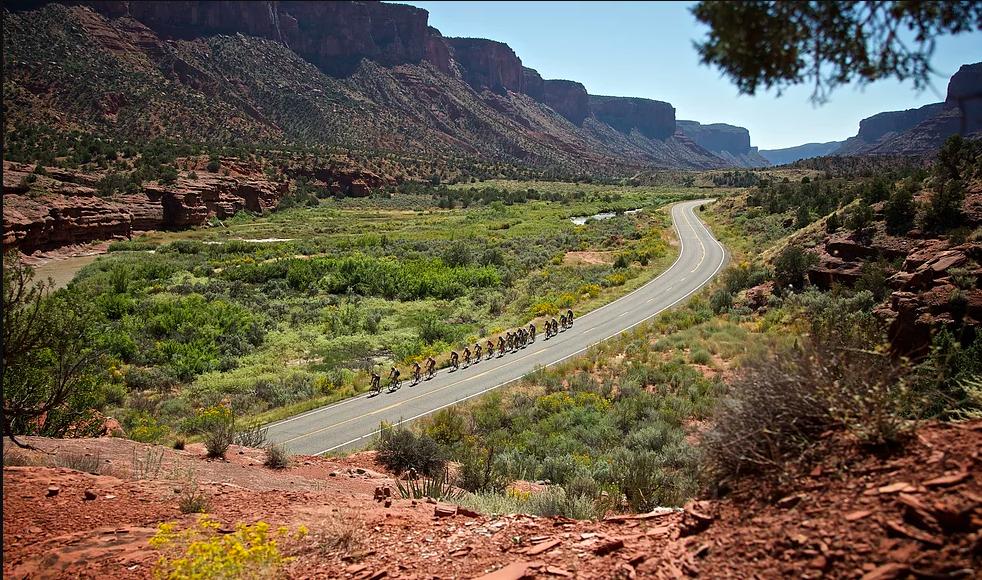 Colorado Century Road Bike Ride Telluride