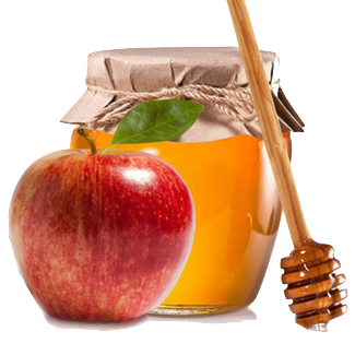 We've got your apples & honey. -
