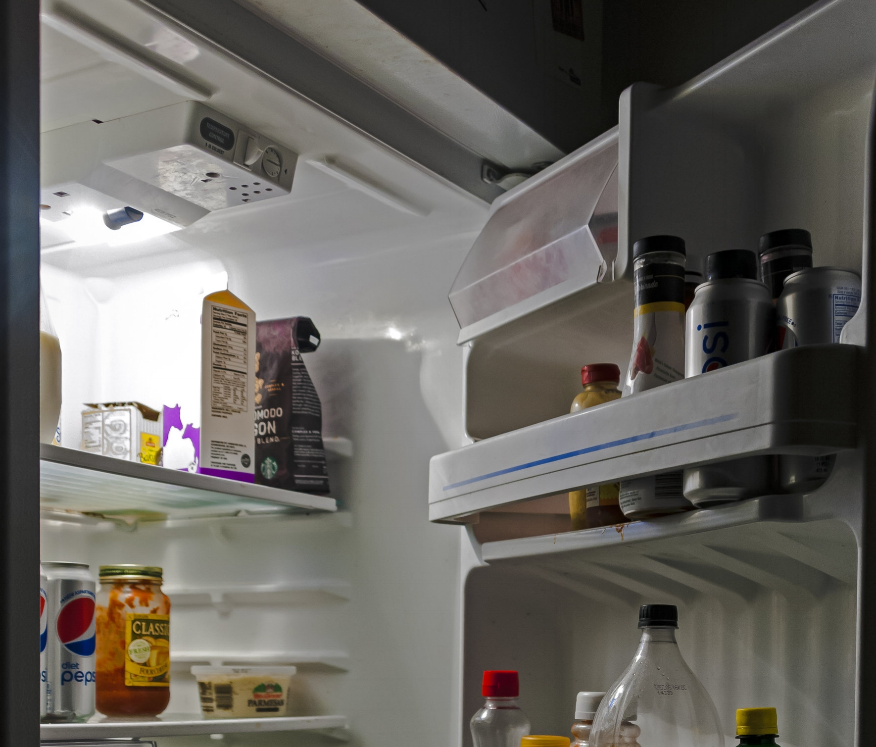 Open Fridge Policy - You read that right.