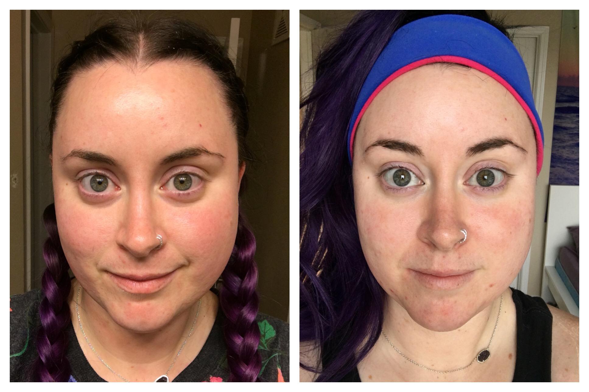 thatveganwife-blog-30-day-omega-challenge-beauty-progress-WEEK-4.JPG