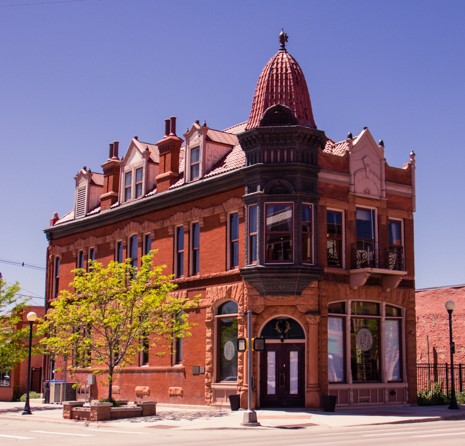Located in the historic Tivoli Building in Cheyenne, WY