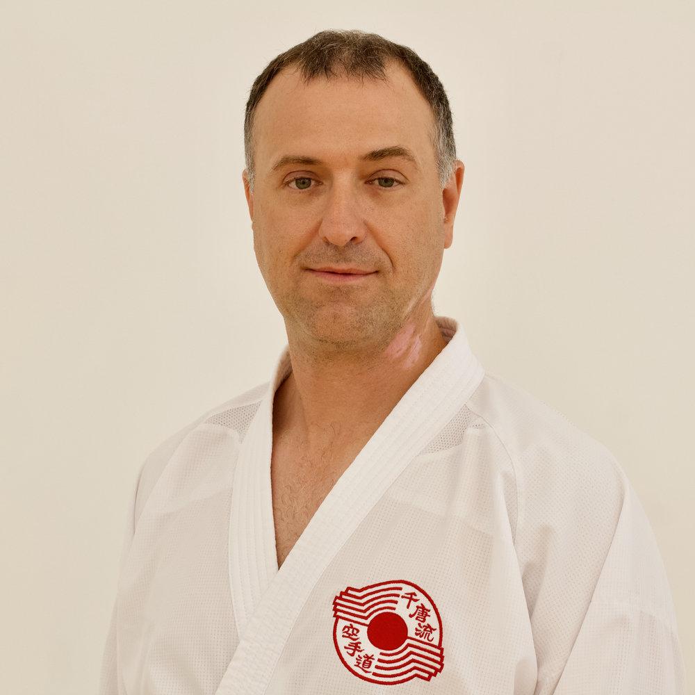 Mitchell German, 6th Dan Renshi