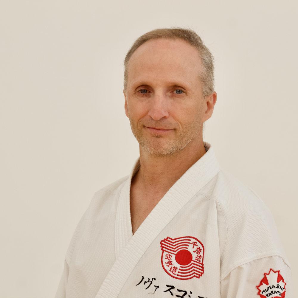 Milton Borque, 5th Dan Renshi