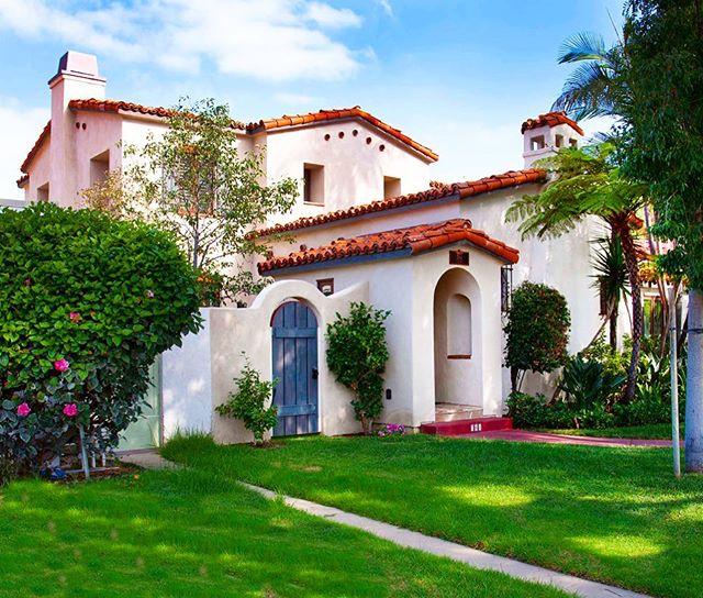 Stunning Spanish Style here in Coronado!