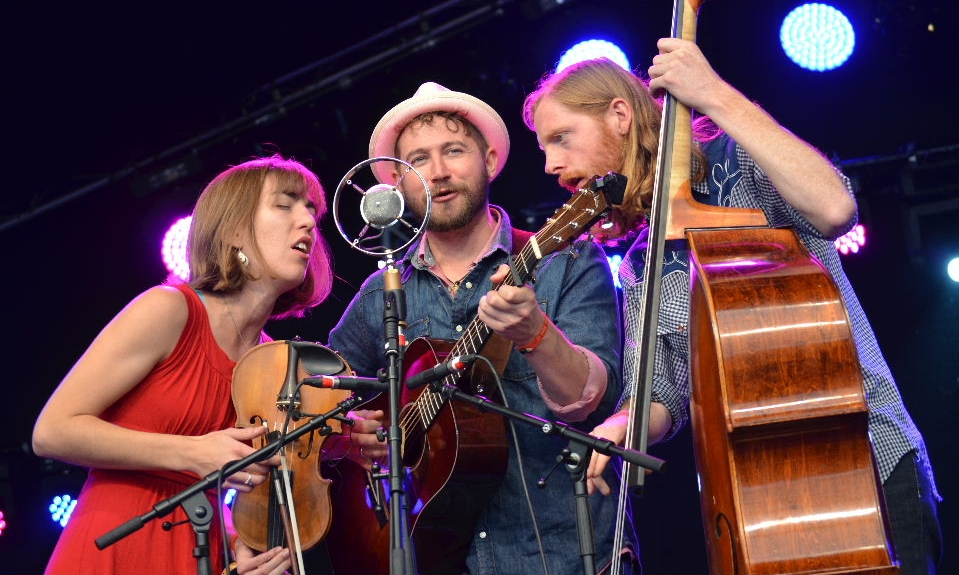 Cambridge Folk Festival • 8.5.15 •Allan Wilkinson