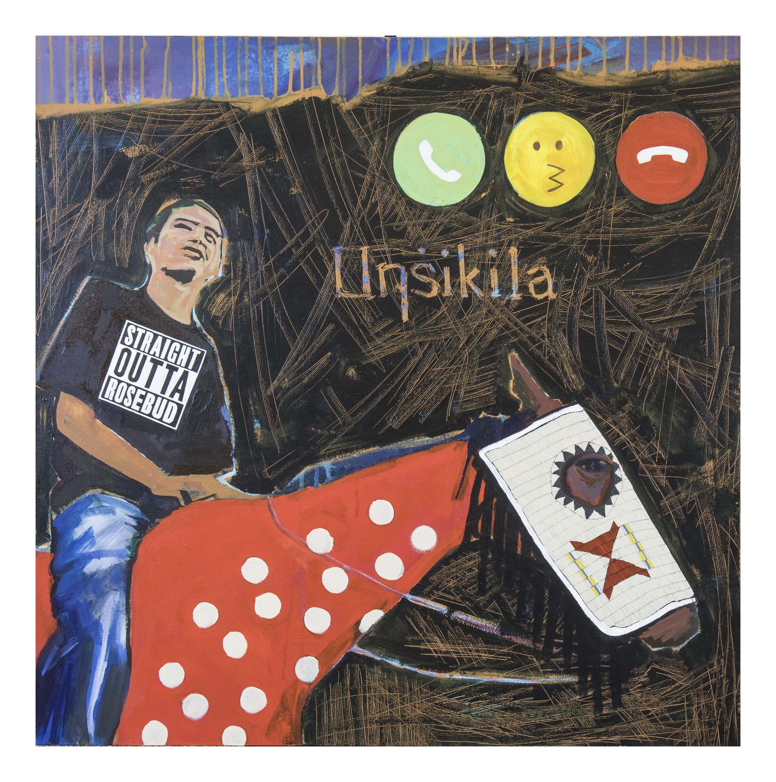 Tasunka Unsikila , 2016