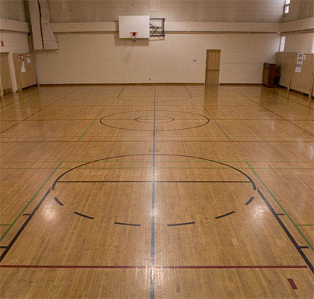 Gym (church hall)