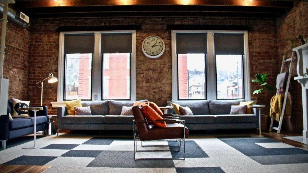 The Living Room is a vibrant Cincinnati startup