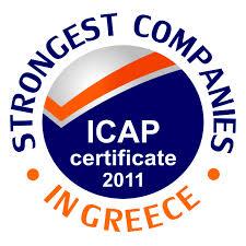 icap Strongest companies in Greece 2011.jpg
