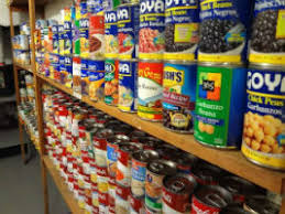 Our latest project is upgrading and expanding the food pantry at St. Joseph's Church in New Paltz.