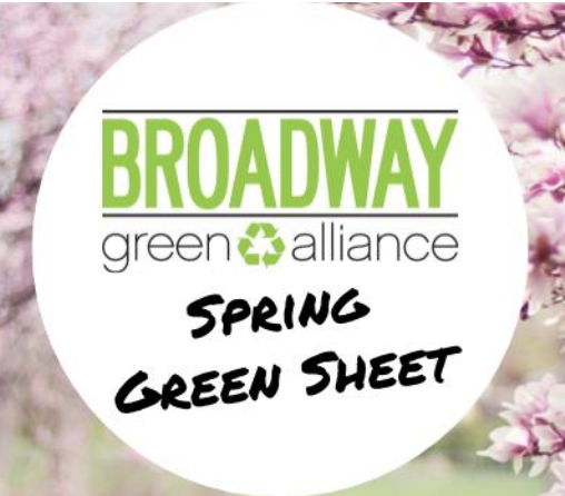 2019 Spring Green Sheet (Issue 39)