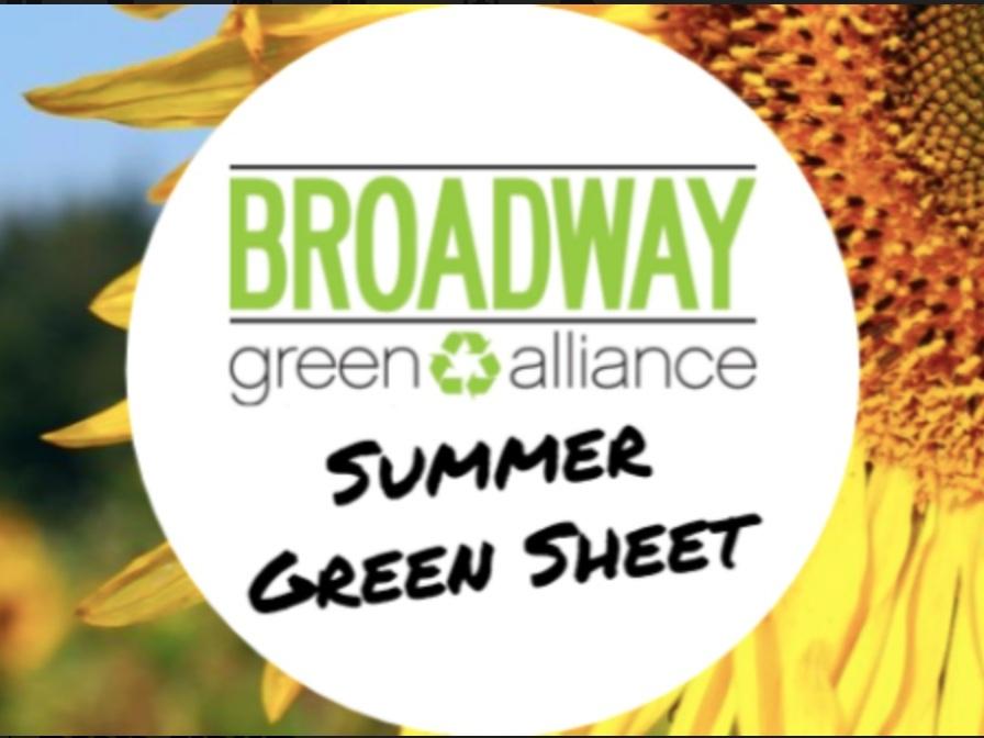 2019 Summer Green Sheet (Issue 40)