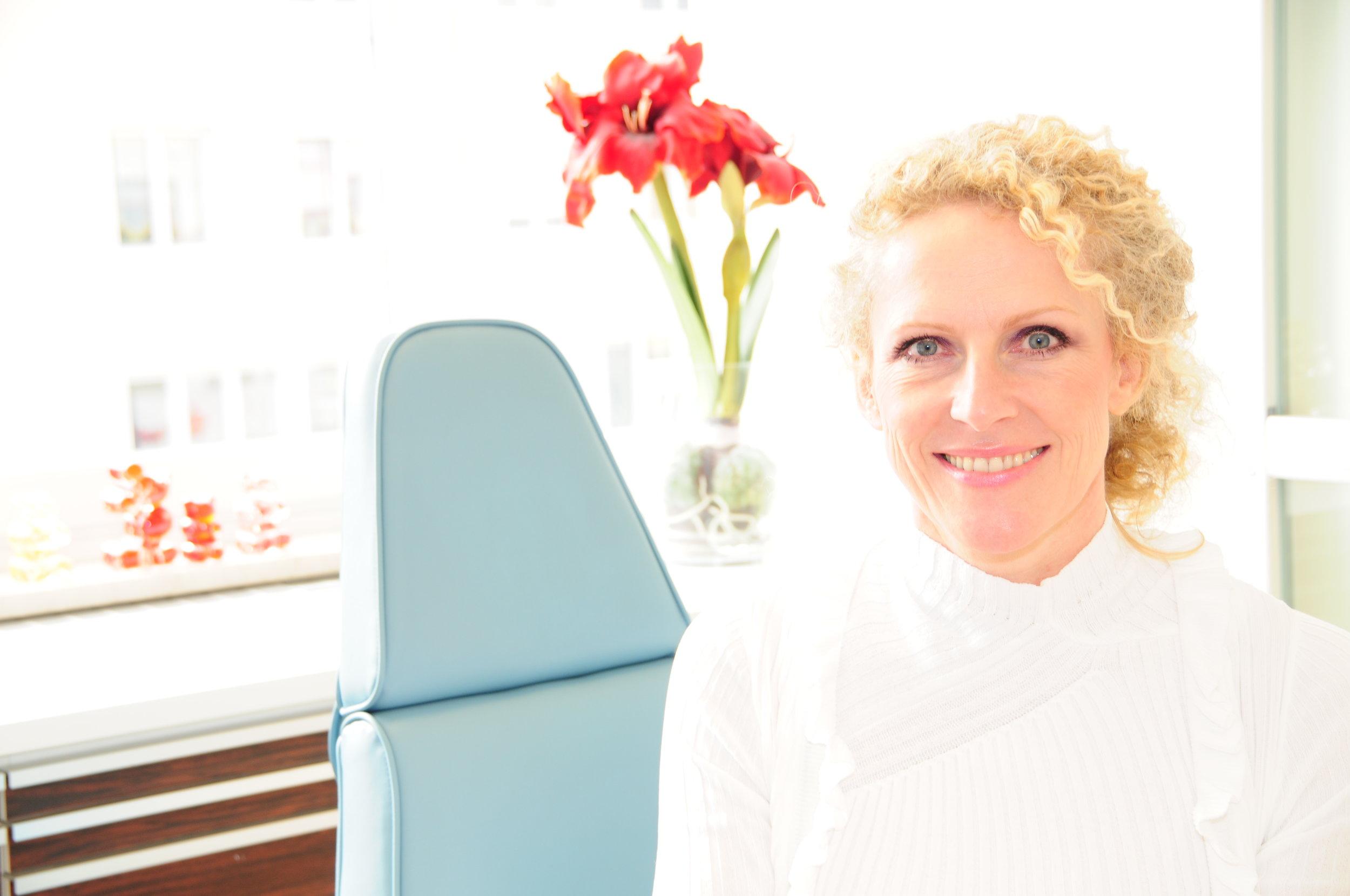 Fachzahnärztin für Kieferorthopädie