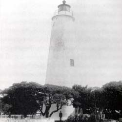 '44 is the only hurricane to nearly flood lighthouse