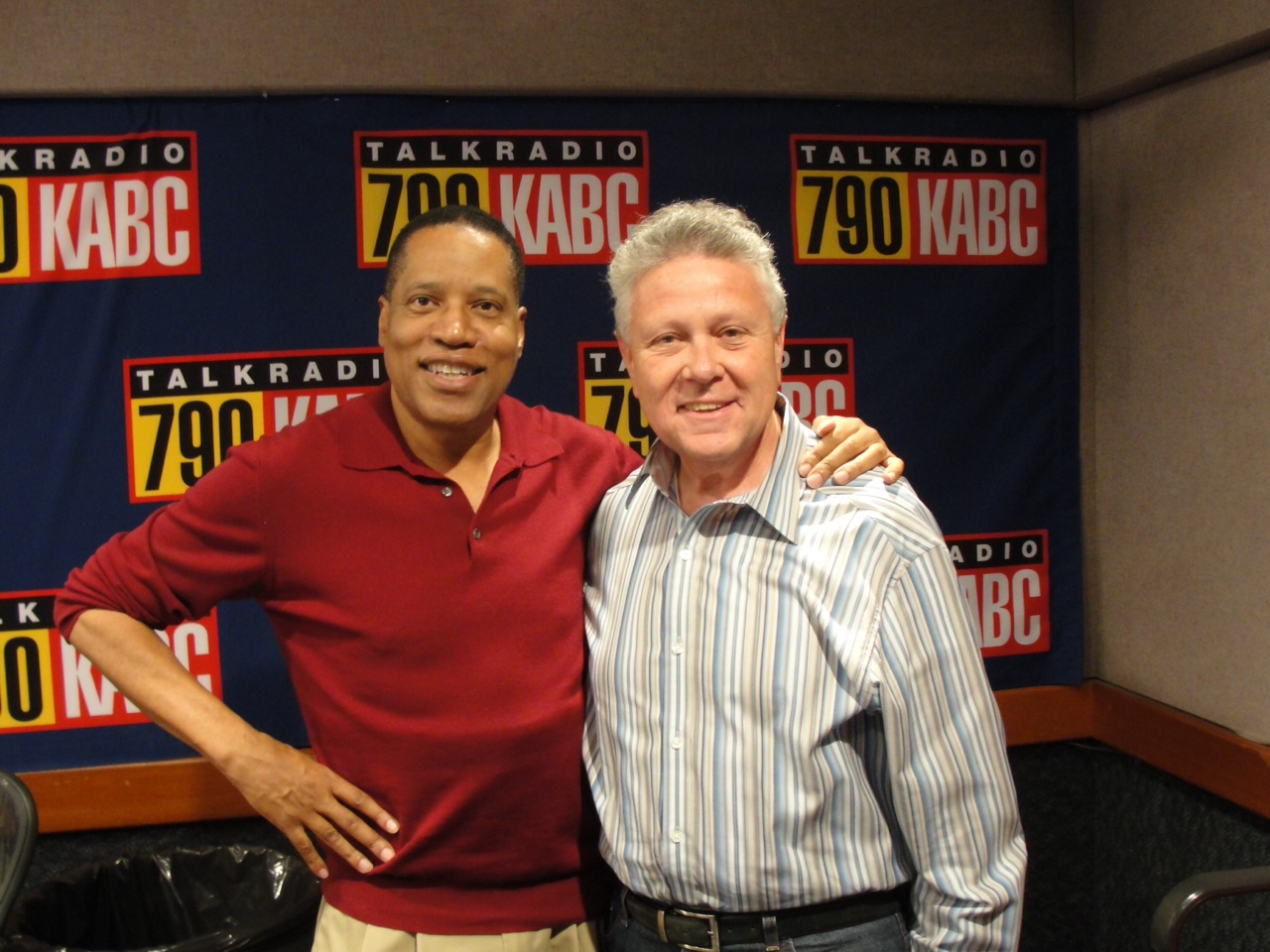 Ben is a frequent guest on radio host Larry Elder's Larry on the Law heard in Los Angeles on KABC790AM.