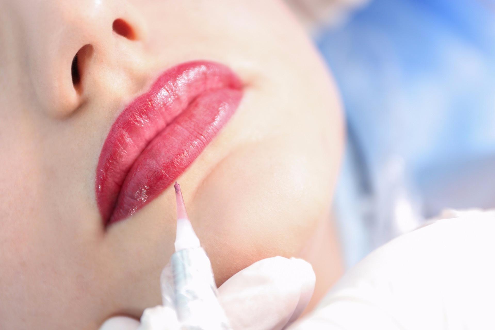 Permanent Make-up -