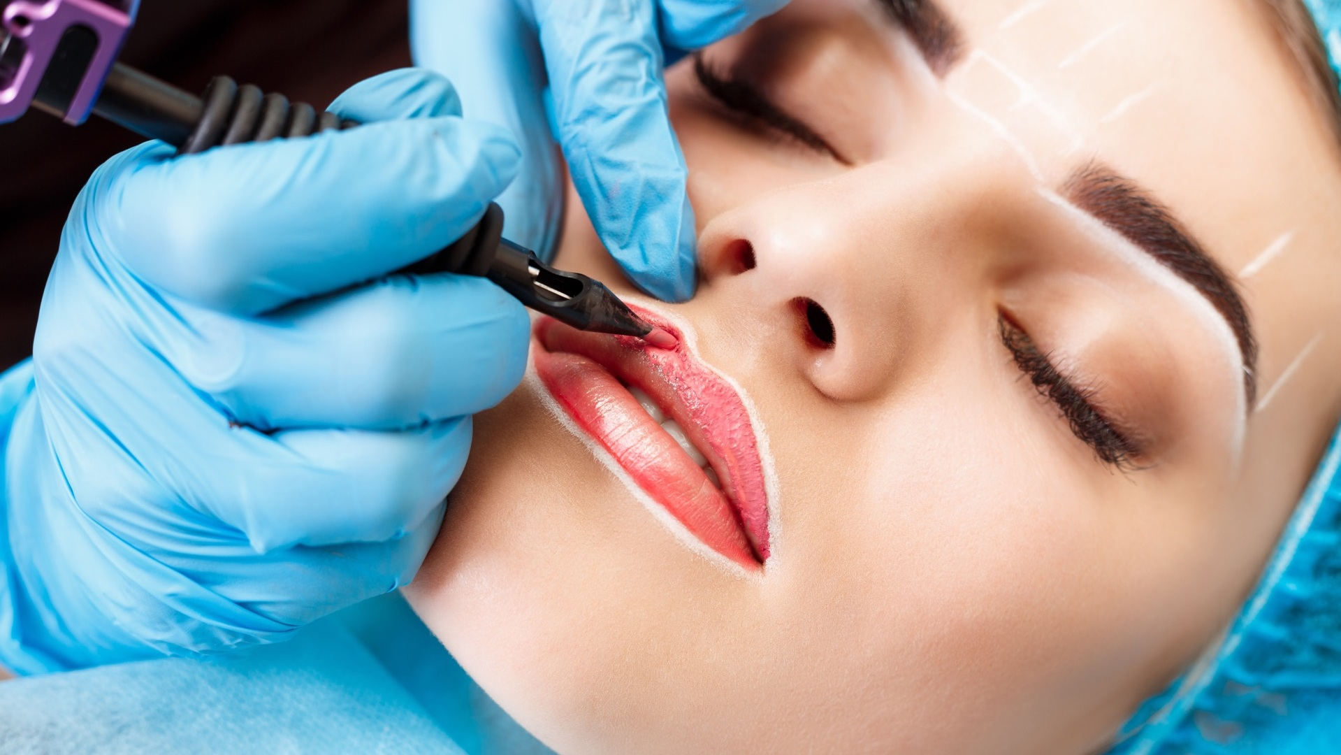 Permanent Makeup - Permanent makeup is the application of colored pigments to the brows, lips and eyes to create the look of perfectly applied makeup.Starting at $200