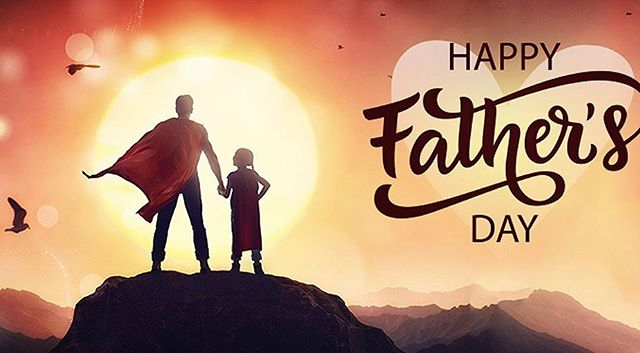 To all the amazing daddies out there. I hope you have a great day! Enjoy! Today is your day. 😁❤️. #daddies #fathersday #gooddads