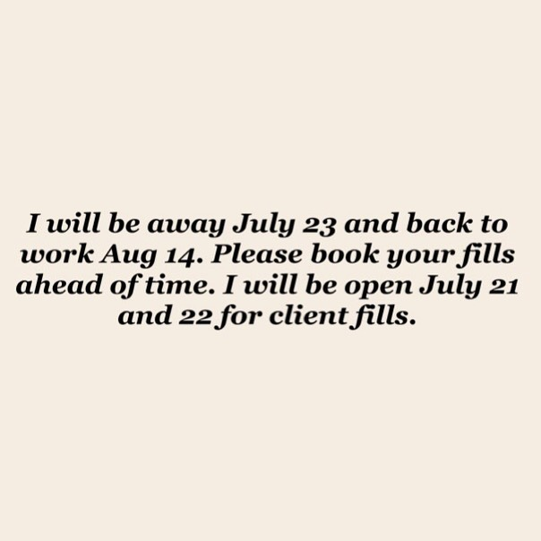 Please book your fills now for before I leave and when I return. ❤️ #merakibeautylounge #604lashes #yvrlashes #lashesnewwest #newwestlashes #volumelashes #lashaddict  #burnabylashes #coquitlamlashes #vancouvervolumelashes #lashextensions  #gorgeouslashes #vancouverlashes #coquitlamlashextensions #eyelashesnewwest #lashesvancouver #vancouverbeauty #lashpro #604beauty #yvrlashtech