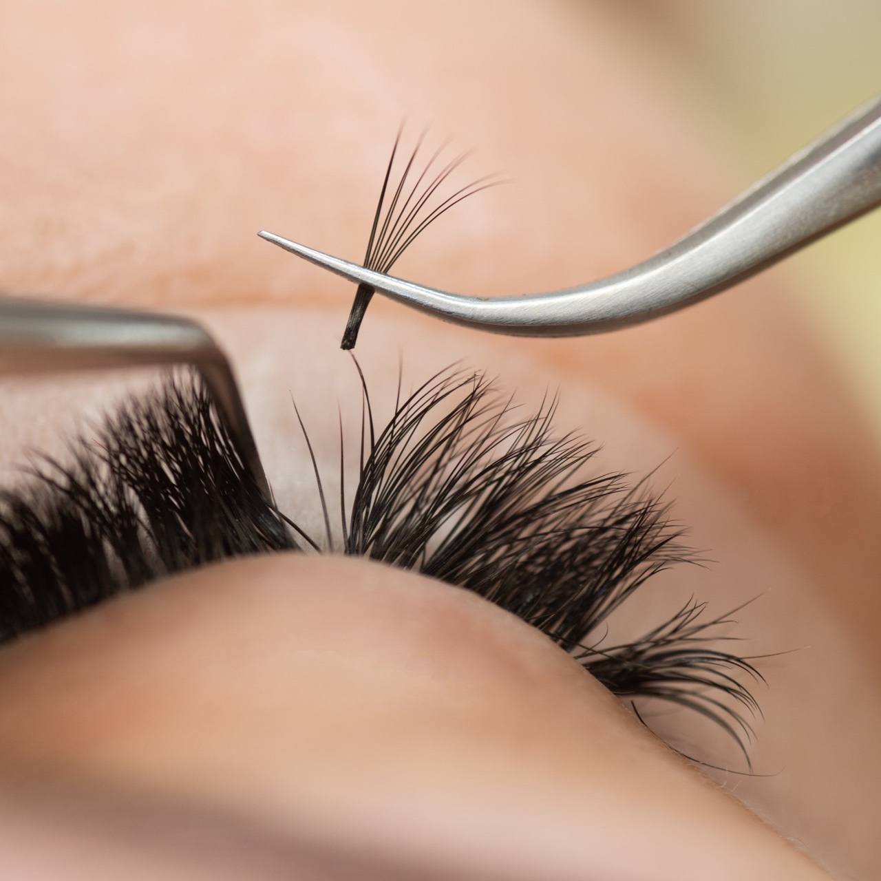 full service eyelash studio -