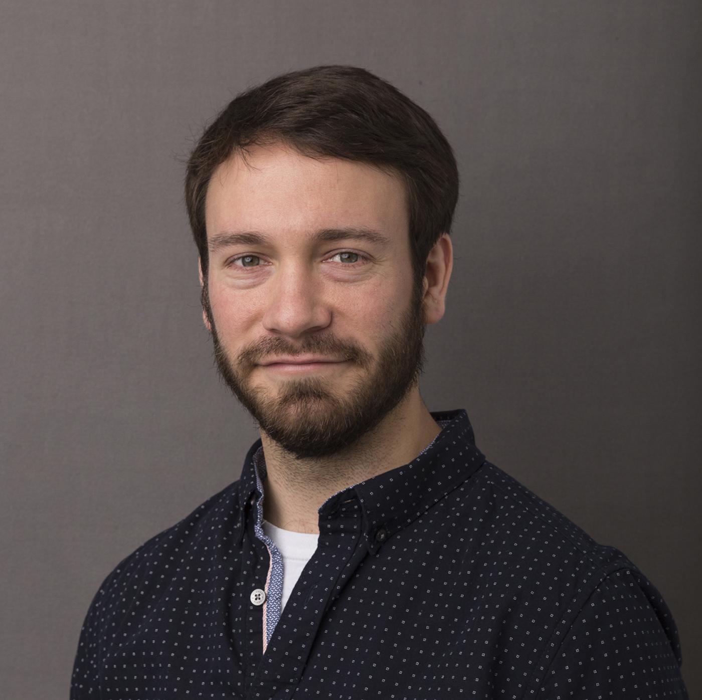 Eric Czuprenski - Laboratory Manager