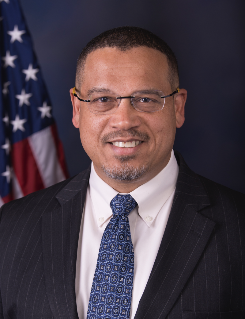Rep. Keith Ellison (D-MN)