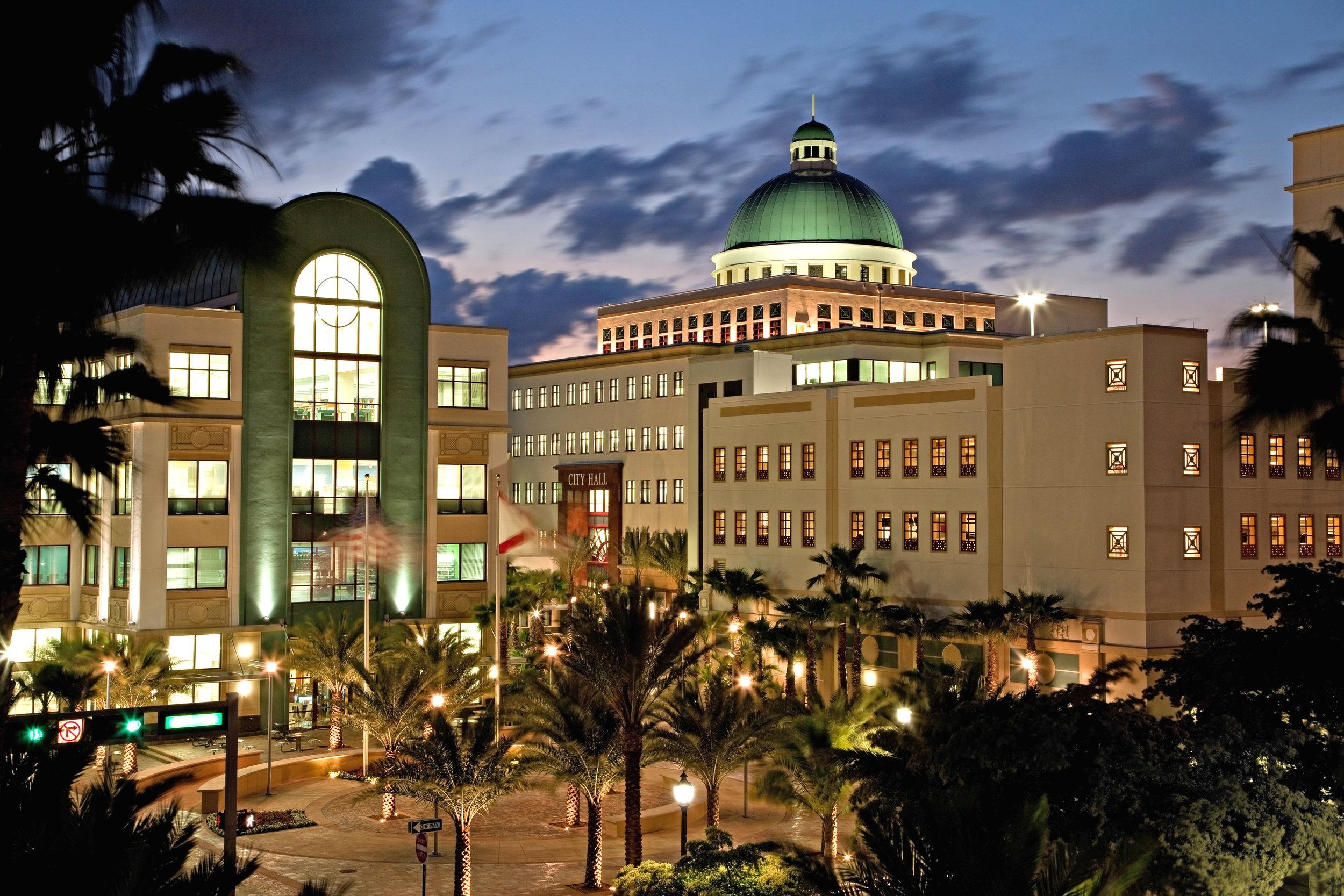 West Palm Beach City Center -