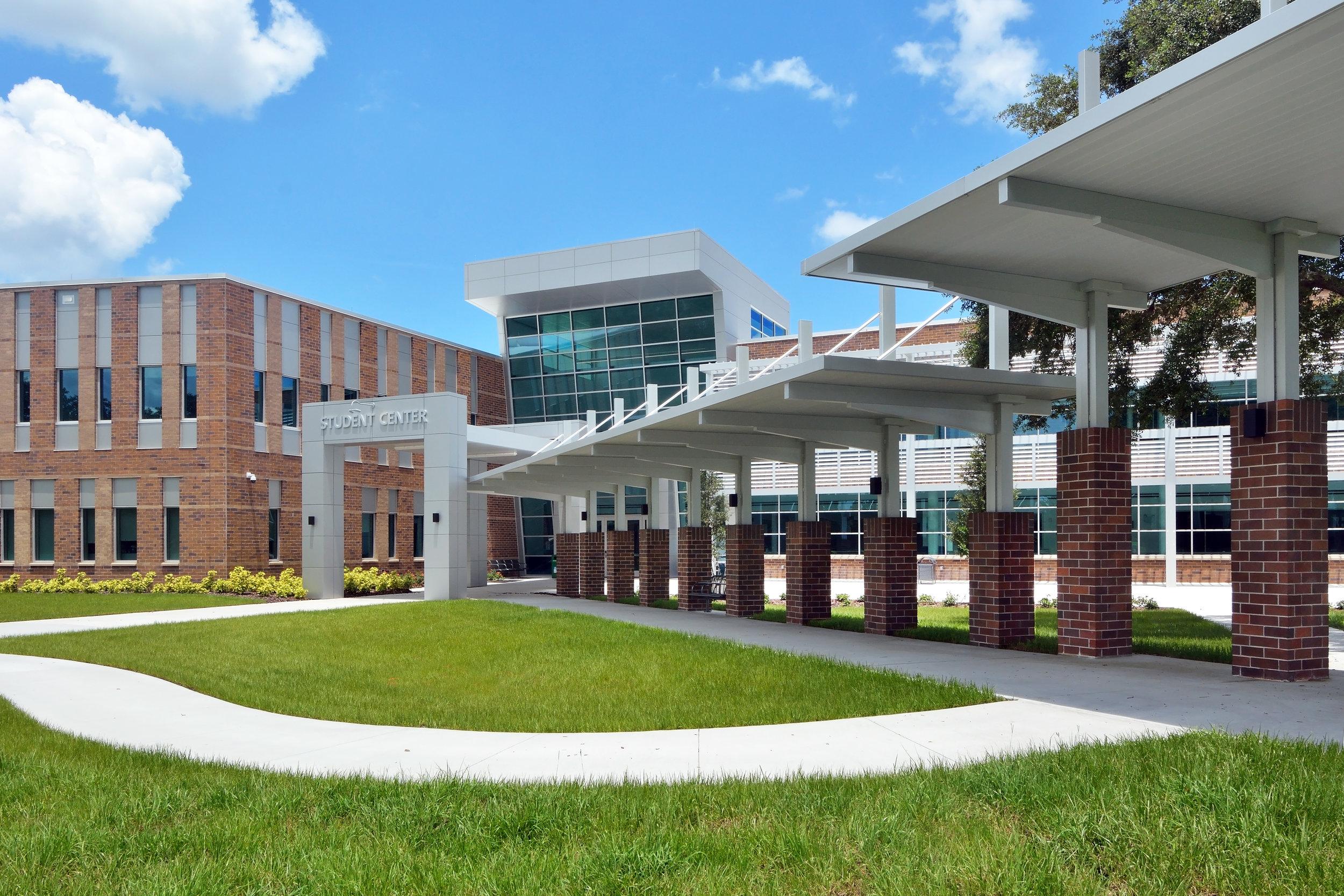 Seminole State College Student Center -
