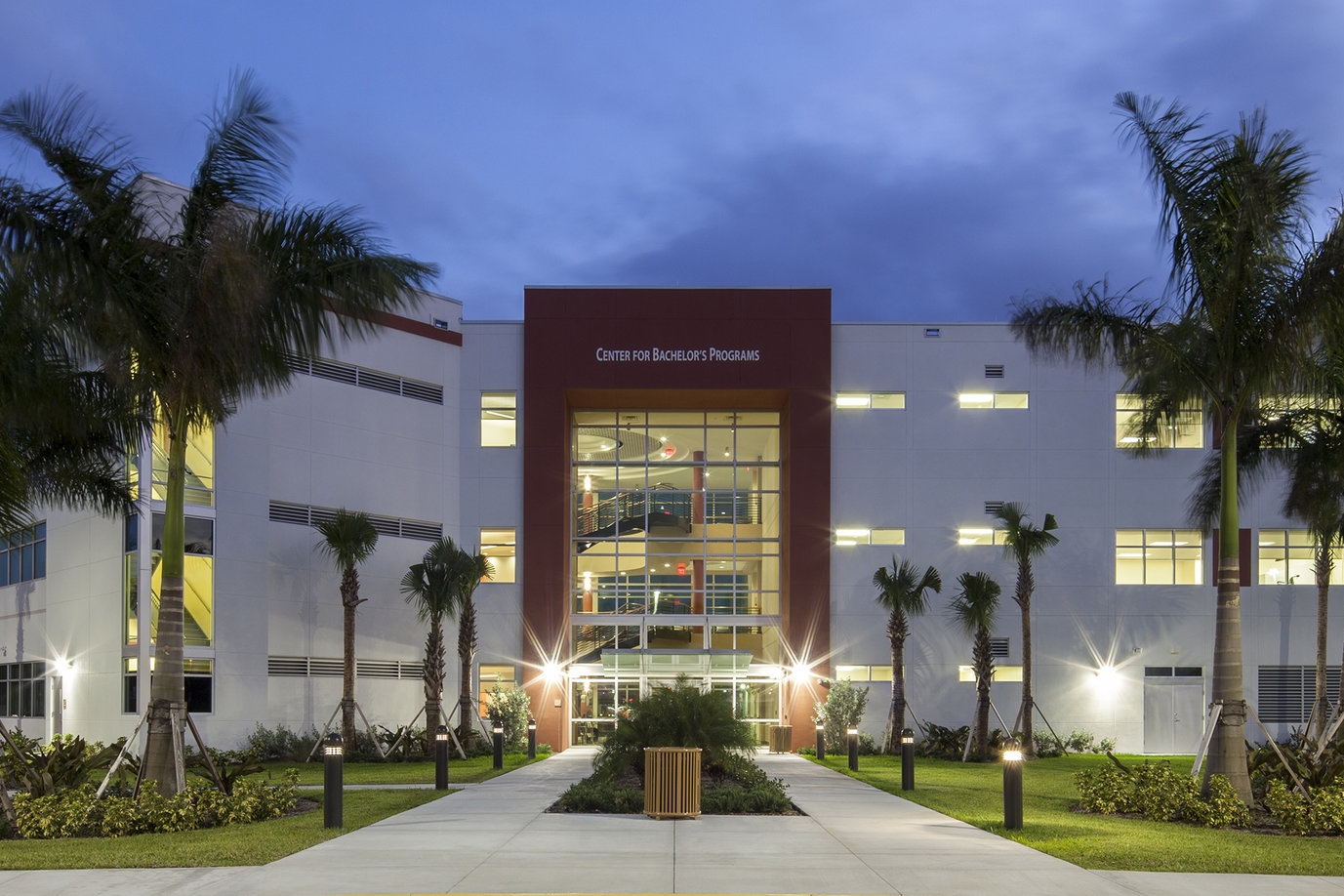 PBSC Bachelor of Applied Science Center -