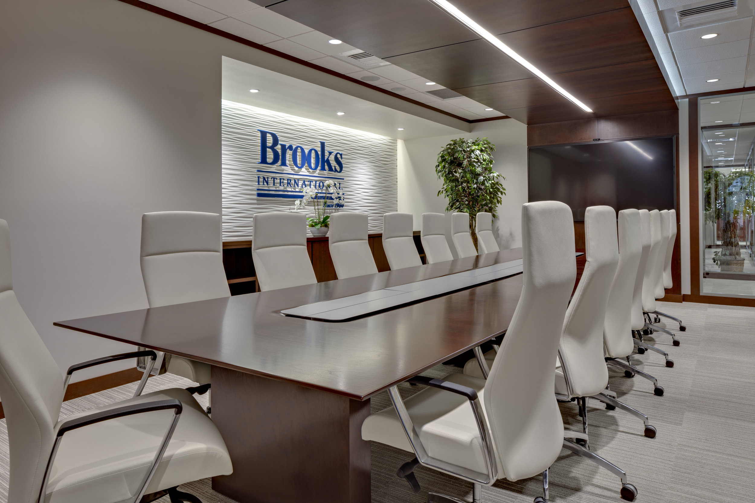 Brooks International -