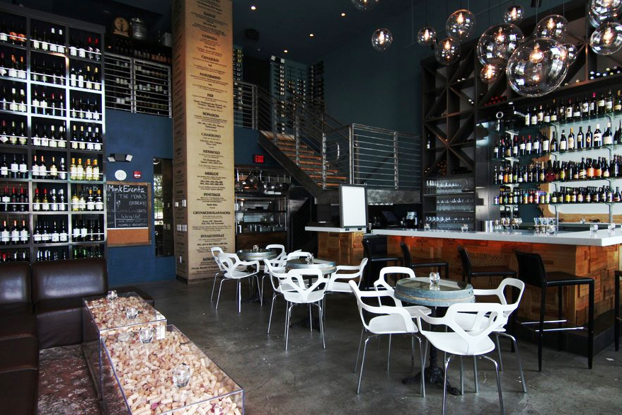Blind Monk Wine Bar -