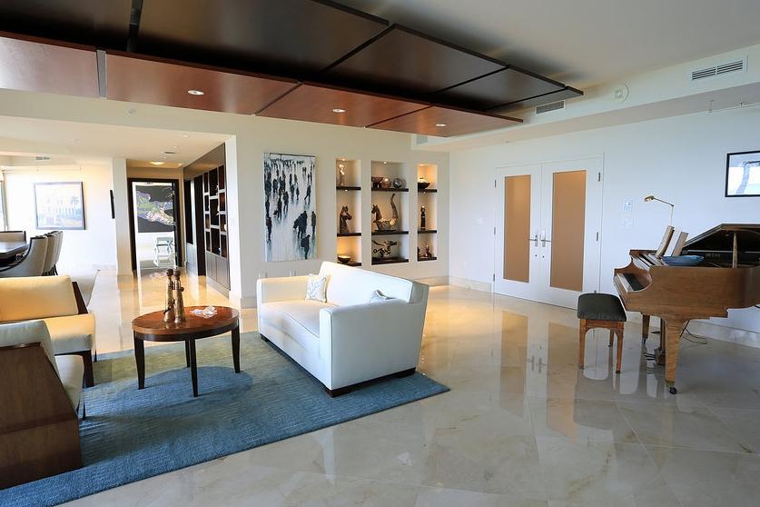 Barrat Residence -