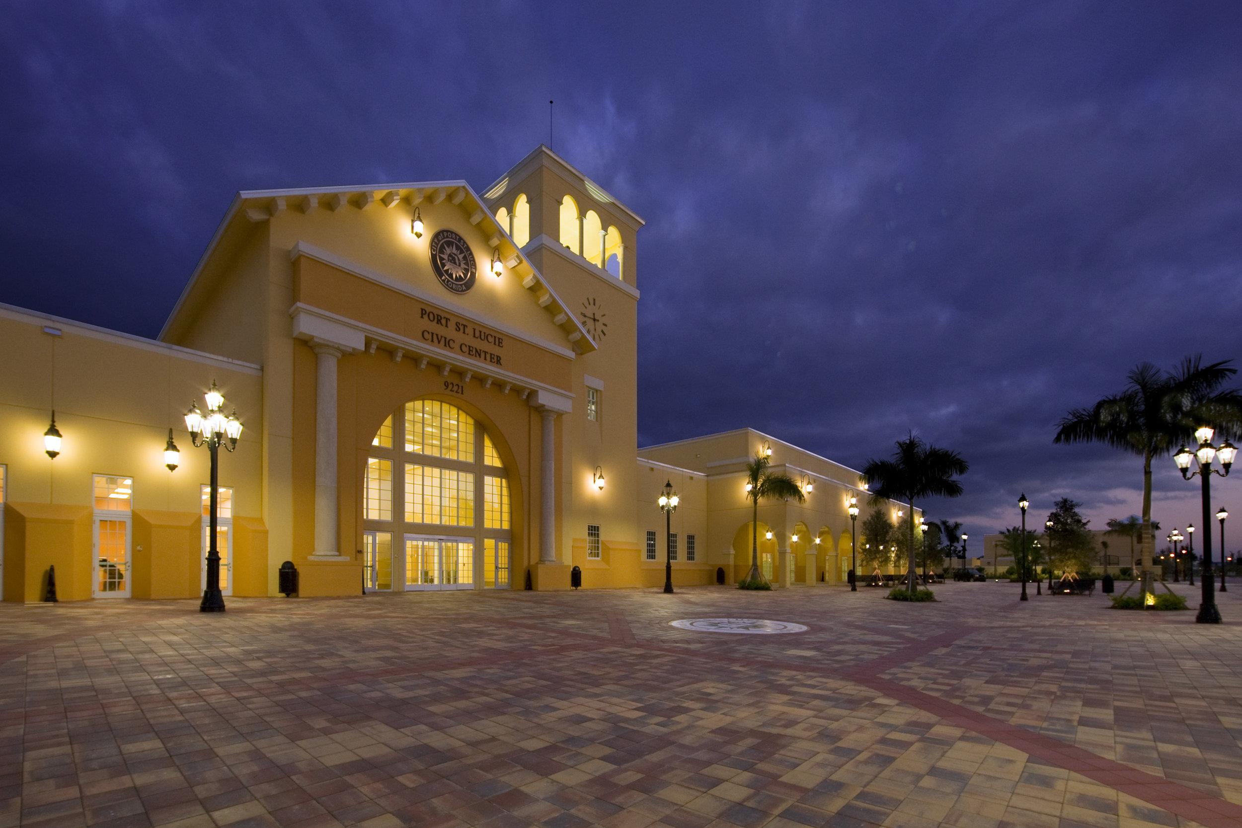 Port St. Lucie Civic Center -