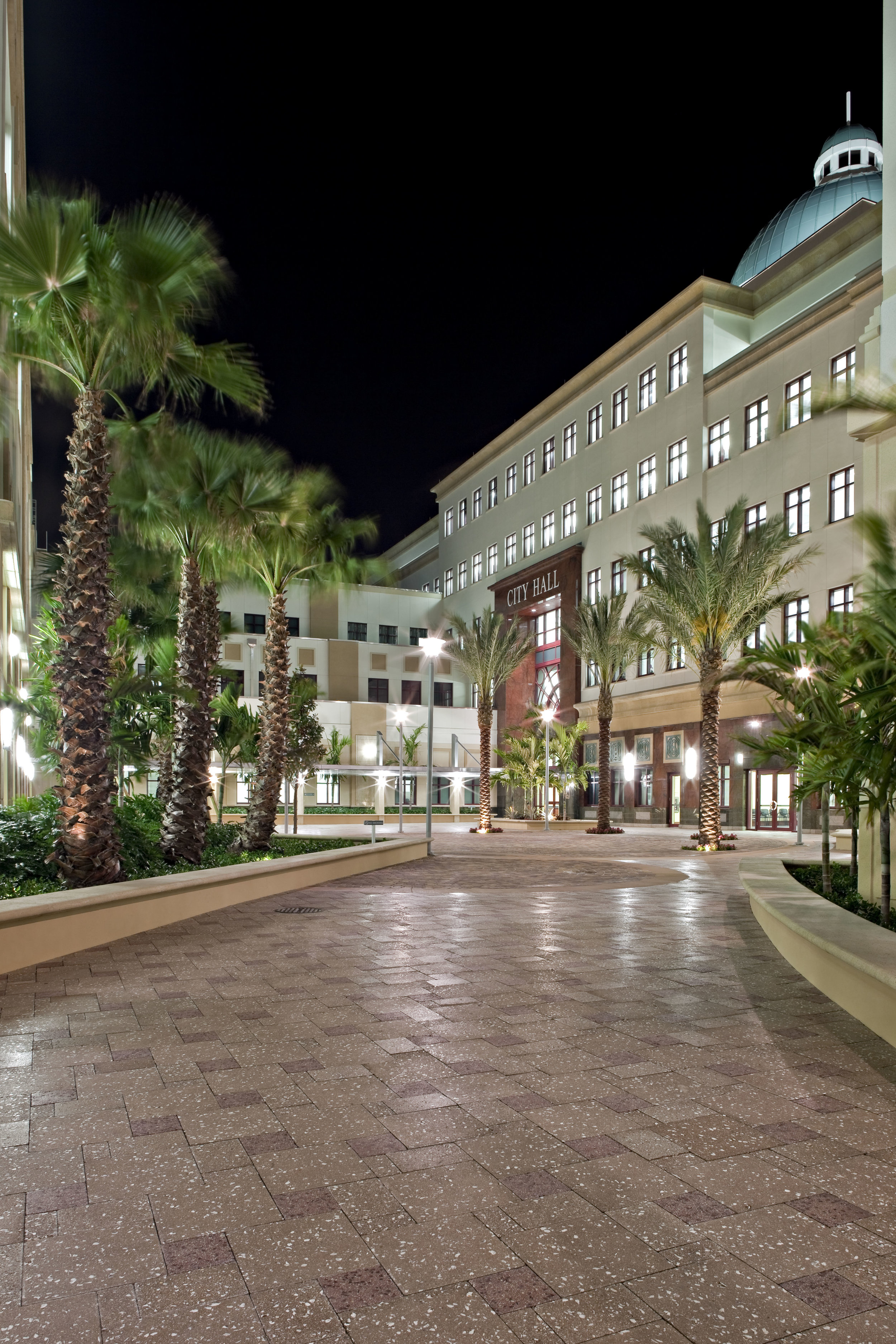 City Center Night Courtyard.jpg