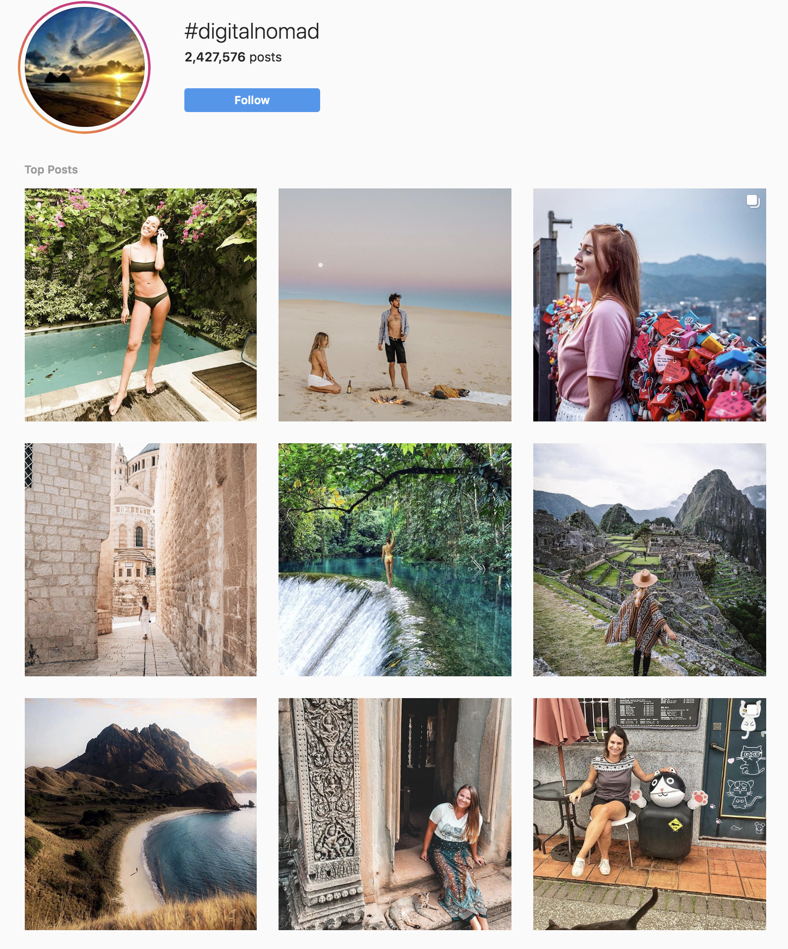 Just one look at #digitalnomad on Instagram will fill you with a serious case of wanderlust… and envy. -