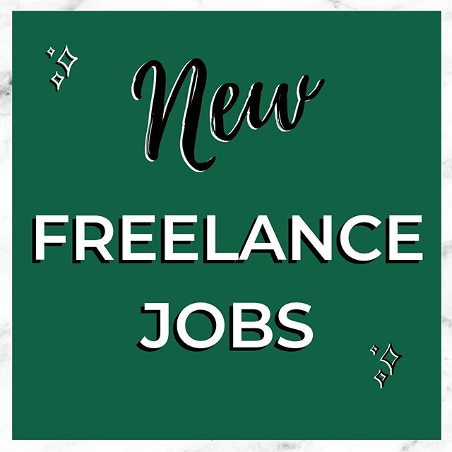 Fresh #freelance finds are up on The Scope today 🙌 ⠀⠀⠀⠀⠀⠀⠀⠀⠀ Plus, we've moved our freelance job listings to their own dedicated space on the website to make finding your next gig even easier. Check out our IG story for the details! 👆 ⠀⠀⠀⠀⠀⠀⠀⠀⠀ #freelancejobs #thefutureisfreelance #joblistings #gigeconomy #freelancelife