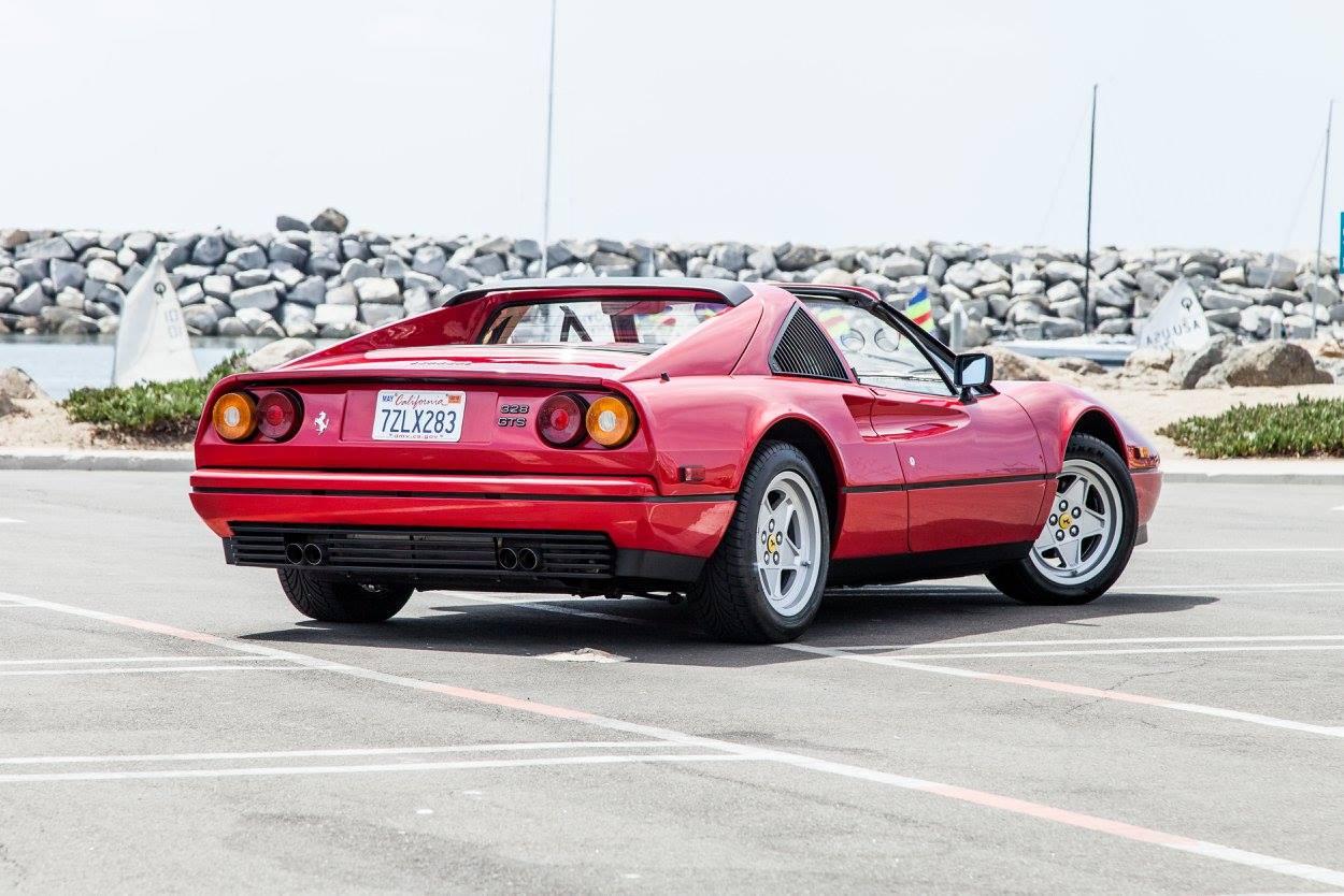 Copy of 1987 Ferrari 328 GTS